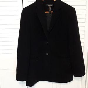 Super soft wool and cashmere blazer. Size 10
